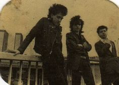 The cure 1981