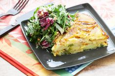Gorgeous spanish tortilla, great for any meal actually