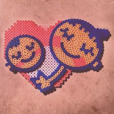 Maternity Mark perler beads by tenichi