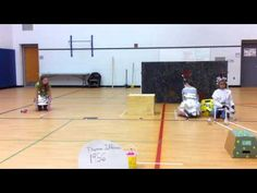 Thomas Jeffersons 5th Grade Team performing Odyssey of the Mind: Pet Project
