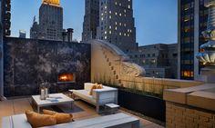 AKA Central Park's penthouse suite.