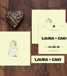 Star Wars Wedding Invitations It needs some work though