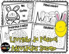 Livrinho da Páscoa 2 - Atividades Adriana