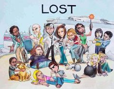 Anyone else miss this show? #lost #tvseries