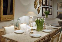 19th Century Swedish Farmhouse Table