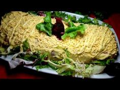 Salata ruseasca Shuba. - YouTube