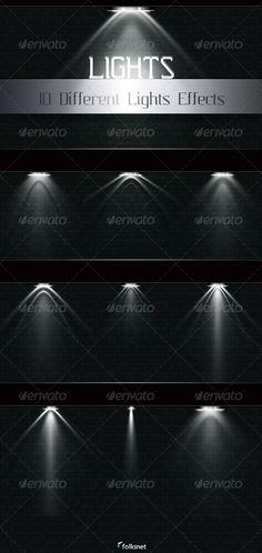 Light Effects by Folksnet.deviantart.com