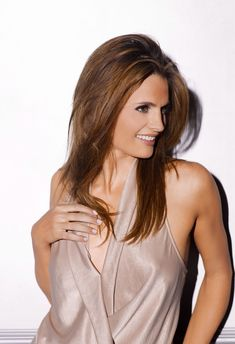 Stana Katic-apparently I've been told she's my doppleganger..
