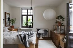 my scandinavian home: The Wood and White Malmö Home of a Creative Bedroom Design On A Budget, Room Interior Design, Interior Design Inspiration, Latest House Designs, Cool House Designs, Gravity Home, Scandinavian Home, Style At Home, Home Fashion