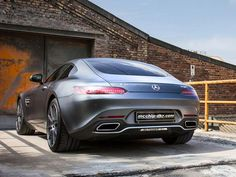 How To Turn A Mercedes-AMG GT Into A 200-MPH Animal