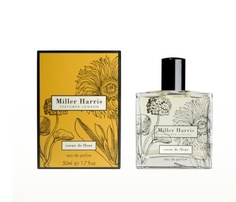 This English perfume has hints of raspberry and sweet pea for a great late summer/early fall scent.