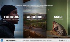 Les Voyageurs, un webdocumentaire de Médecins du Monde
