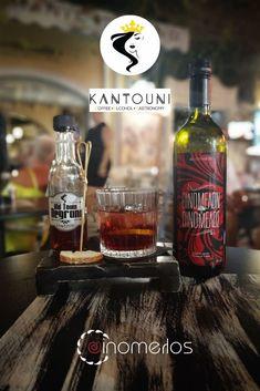 Το νεο δημιουργημα του @Αντωνη Σπύρου,Head Bartender του Kantouni Coffee Alcohol Gastronomy εκτοξευει την γευση του Classic Cocktail Negroni προσθέτωντας το κατοχυρωμένο #οινομελο της #Oinomelos #nosugaradded.Διάβασε για αυτη την υπέροχη μίξη και μάθε και εσυ τα μυστικά του. 🙎♂️ Αντώνης Σπύρου 🍹 The Old Town Negroni 🏝 Kantouni Coffee Alcohol Gastronomy 📍 Αππελού 12 Κως ☎️ 2242 022862 Cocktails, Drinks, Vodka Bottle, Alcohol, Cocktail Parties, Rubbing Alcohol, Beverages, Liquor, Cocktail