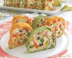 Party Finger Foods, Hors D'oeuvres, Quiche, Easy Meals, Appetizers, Snacks, Breakfast, Pizza, Layering