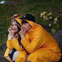 Wgm Couples, Kpop Couples, Cute Couples, Sungjae And Joy, Sungjae Btob, Asian Boys, South Korean Girls, Korean Girl Groups, Taiwan Drama