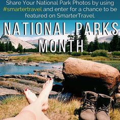 We love sharing your amazing travel photos from all over the world but this month we're doing things a little bit differently. In honor of @nationalparkservice 100th birthday (party emojis go here) we're dedicating our Instagram for the entire month of April to National Parks! We're asking you to share your most beautiful photos of National Parks (international parks will also be shared!) and join us in celebrating these natural beauties. But that's not all! The top ten photographs will be…