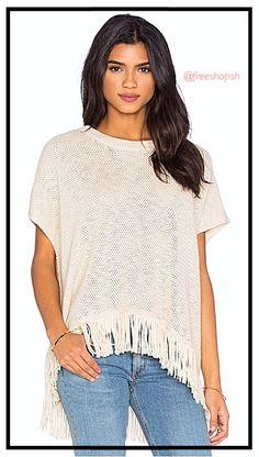 New Arrivals from Michael Stars!! Shop Fantastic Sweaters, the Best T-shirts, and the Cutest Romper Till 5 Today!! New Arrivals also in from BB Dakota!! #shopfreeshopsh #bbdakota #michaelstars #springhassprung