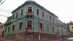Centro de Tegucigalpa.