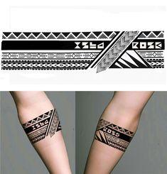 Band Tattoos For Men, Wrist Band Tattoo, Forearm Band Tattoos, Arm Tattoos For Guys, Guy Tattoos, Mens Tattoos, Tribal Arm Tattoos For Men, Tribal Shoulder Tattoos, Tribal Tattoos For Men