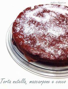 Lume Milla: tort de ciocolată, mascarpone și de nucă de cocos