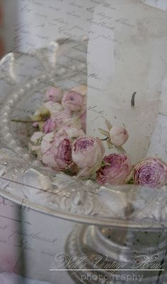 romantic thoughts, antique soft and faded, shabby chic