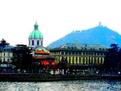 Old world beauty and charm of Italy's Lake Como