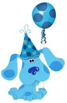 Blue's Clues Birthday : blue's, clues, birthday, Blues, Clues, Printables, Ideas, Clues,, Blues,, Party