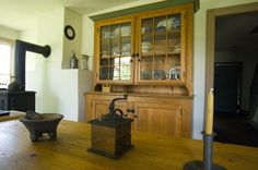 Walker Tavern Historic Site & Cambridge Junction Historic State Park.