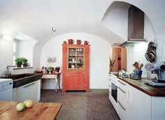 Chesa Wazzau: A Restored Farmhouse Near St. Moritz