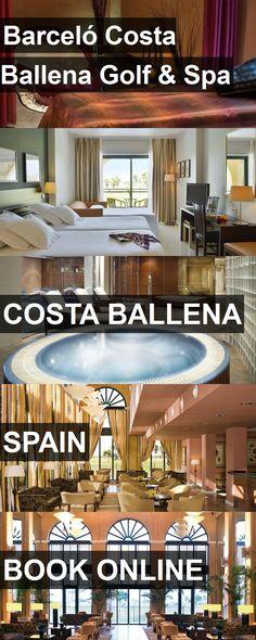 Hotel Barceló Costa Ballena Golf
