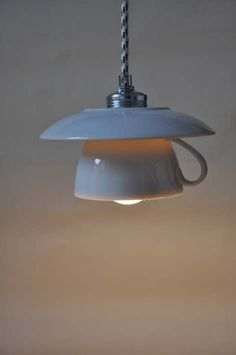 cupandsaucer light. Makes me think of something that would be in Alice in Wonderland