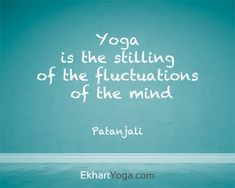 Blog - Ekhart Yoga