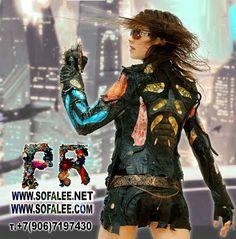 Кожаная куртка из крокодила питона. www.sofalee.com http://www.sofalee.net/jackets-from-crocodile-python/no146-crocodile-python-skin-womens-leather-jacket-astridot