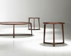 Curio Table - Claudia + Harry Washington for Bernhardt Design Small Occasional Table, Coffee Table Design, Coffee Tables, Modern Side Table, Table Furniture, Window Furniture, Accent Furniture, Modern Furniture, Outdoor Furniture