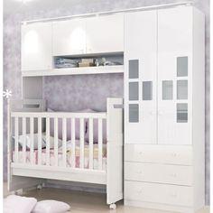 quarto de bebe pequeno planejado - Pesquisa Google