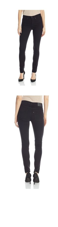 LEVI'S WOMEN'S 311 SHAPING SKINNY JEAN-------- Colors Available: Soft Black,Darkest Sky and Blue Note ---------- Mid-rise----------- Shapes through hip and thigh----------- Designed to smooth and enhance----------- Tight,Skinny Jeans for Casual Wear in Summer/Spring of 2016-----------Button^Zipper closure