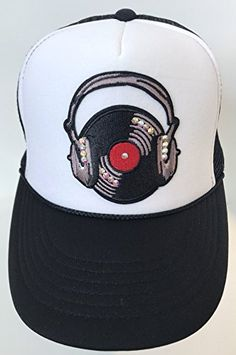 64bdaa0d983 Lidsville Retro Beats Trucker Hat Lidsville https   www.amazon.com