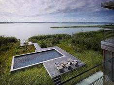 stelle lomont rouhani architects / cove residence, hamptons