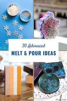 Complete Bulk Lot LIP BALM Making Kit DIY Novice//Advanced Melt and Pour Natural