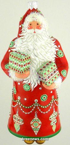 Peppelman Claus (Ornamental Red) Patricia Breen