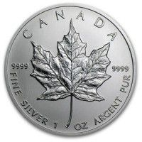 Silver Maple Leaf mintages....