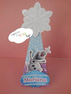 Cone Pirâmide Frozen Contato inspiresuafestaloja@gmailcom  www.inspiresuafestaloja.com.br  https://www.facebook.com/inspiresuafestaloja?ref=hl