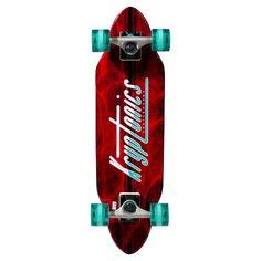 "Kryptonics 26"" Kids' Skateboard Cutaway Cruiser - Dirty Water : Target"