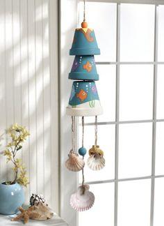 carillon à vent pour la chambre bébé