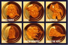 Star Wars pancakes!! (with video instructions)