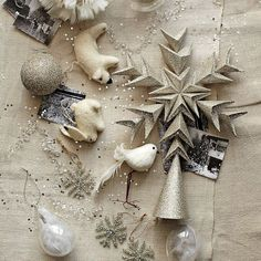 west elm christmas decorations
