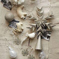 west elm christmas decorations