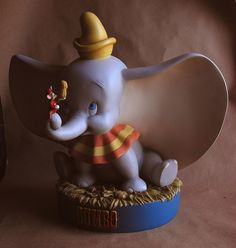 Dumbo and Timothy Mouse Big Fig | Flickr - Photo Sharing!