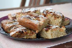 rebarborový koláč s kefírom