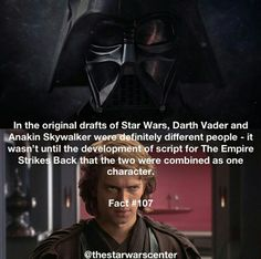 I didn't know this wow! // Star Wars Facts